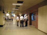 Terminal 2 platform
