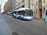 2nd MB bus Sydney wallpaper