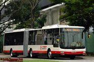 MAN A24 long bus