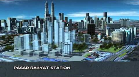 Station Pasar Rakyat