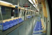 Alstom C751A interior