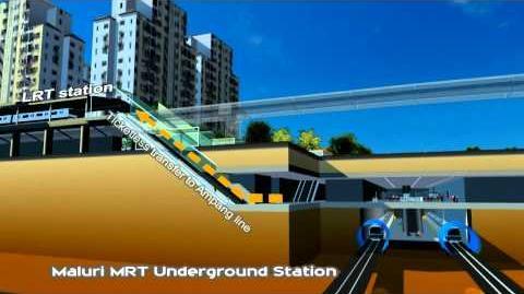 Station Maluri