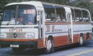 SBS First Aircon Bus Service - 168