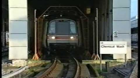 SMRT Trains - Excellence In Motion (1994) (The Glorious Days of SMRT)