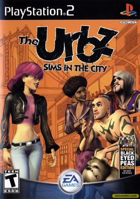 The urbz sims in the city frontcover large wKrWZuXWMSL7AH9