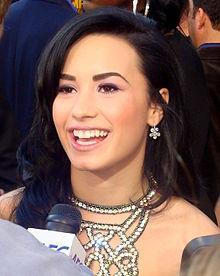 Demi Lovato 2, (Cropped)