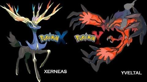 Pokemon X and Pokemon Y - Champion Extended
