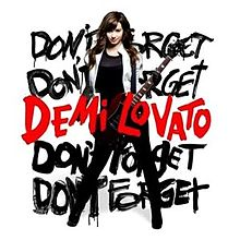 220px-Demi Lovato - Don't Forget