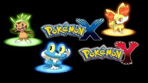 Pokemon X and Pokemon Y Kalos Region Elite 4 Official Theme Extended!