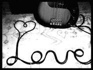 Music Is Love by Wax Butterfly