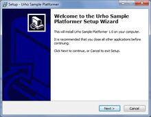 USP install