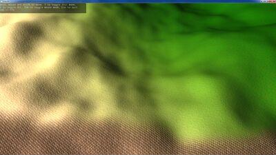 Urho dsnh terrain 3