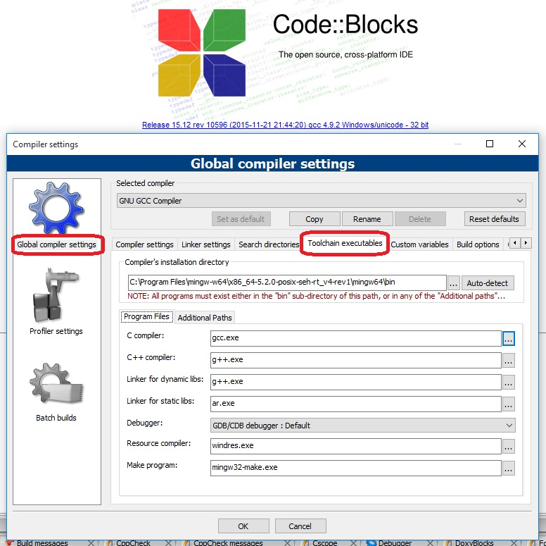 Building Urho 1 5 (Windows 10, MinGW/GCC) | Urho3D Wiki
