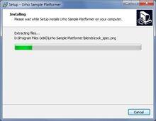 USP install2