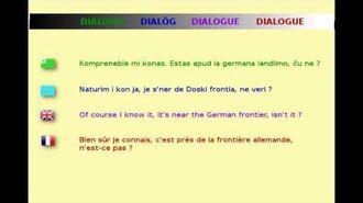 Dialòg - Dialogue