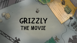 Grizzly The Movie