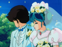 Ataru Lum Wedding OVA3