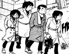 Lum's Stormtroopers (Manga)