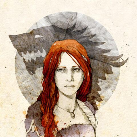 Sansa Stark de Elia Mervi©