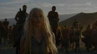 Urzeala tronurilor - VI - în culisele episodului 3