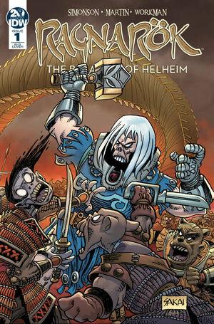 Ragnarok - The Breaking of Helheim