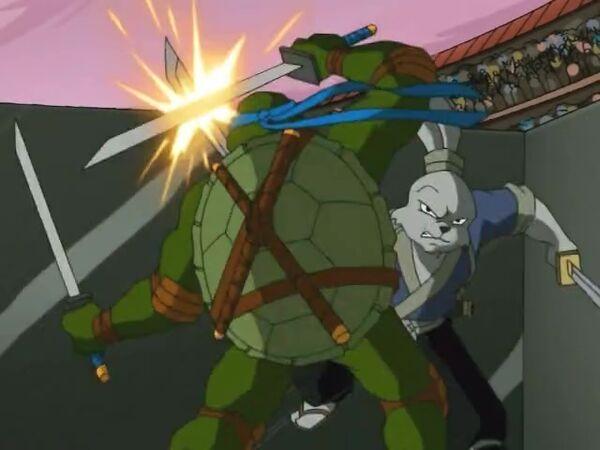 TMNT 2003 S02E25 The Big Brawl a