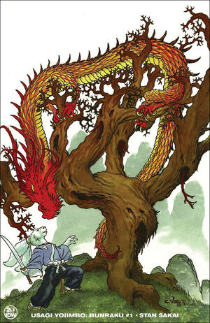 IDW UY 1 HeroesCon Charles Vess color