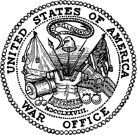 Seal of the United States Department of War