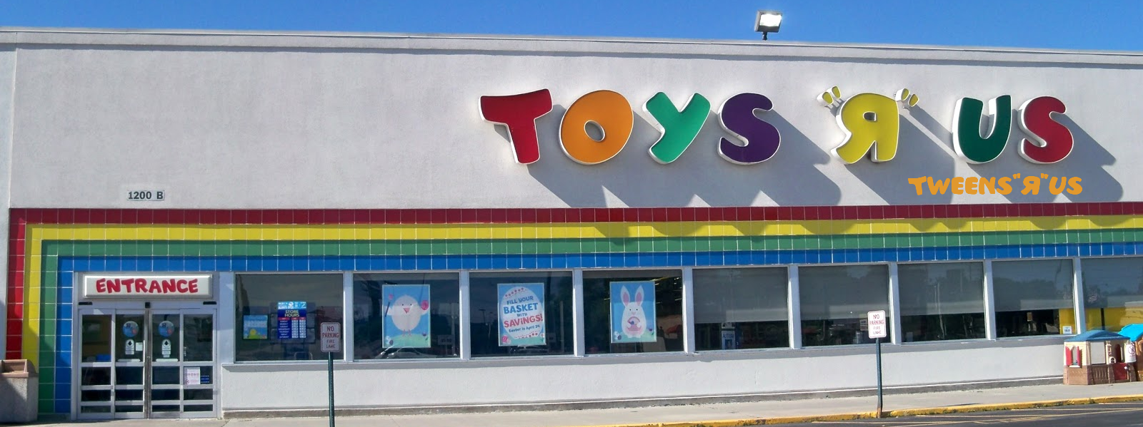 Toys R Us At 6509 Rollin Road New Albany Ohio Trivia Usa Store