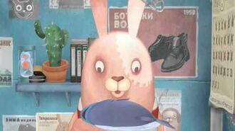 【 ㊣ TV 露 の 家 族 ◎ 】監獄兔 001 第一季-第一集 食事の時間