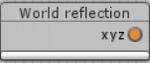 World reflection