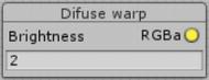 Difuse warp