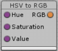HSV to RGB