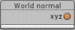 World normal