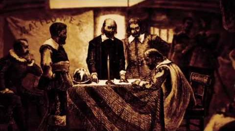 The Mayflower Compact - Drive Thru History