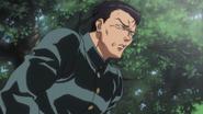 Kenichi showing up