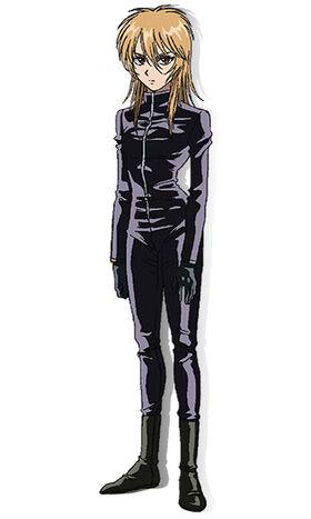 Jun anime design