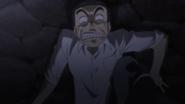 Ushio scared by Tora