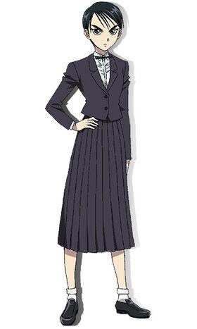 Hinowa anime design