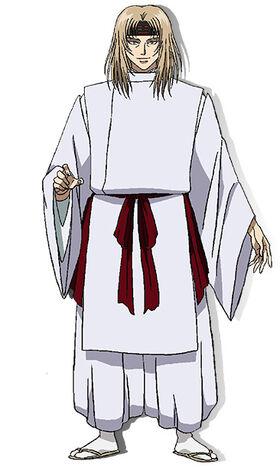 Satoru anime design