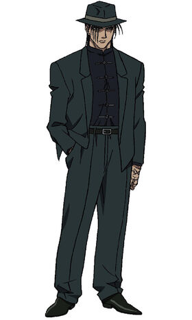 Hyou anime design