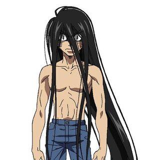 Ushio's Beast Spear Form
