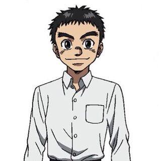Ushio's School Uniform