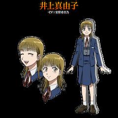 Mayuko's Concept Art