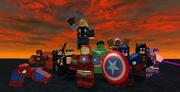 USHU Avengers