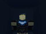Iron Bat Armor