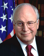 D Cheney
