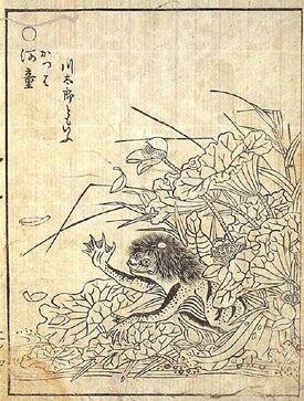 Kappa jap myth