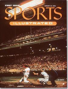 Sportsillustrated firstissue