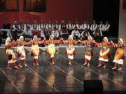 Tanec folk ensemble Macedonia 1
